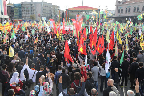Diren Rojava İstanbul seninle 20