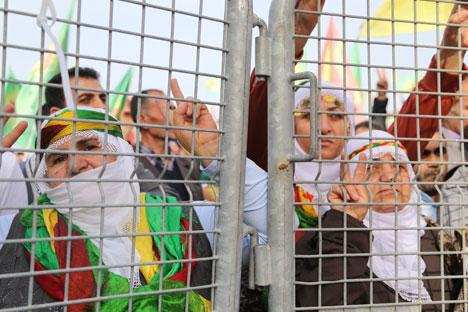 Diren Rojava İstanbul seninle 25