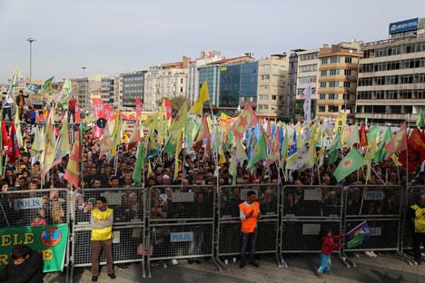 Diren Rojava İstanbul seninle 29