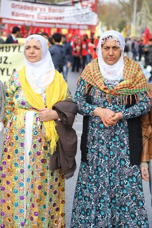 Diren Rojava İstanbul seninle 3