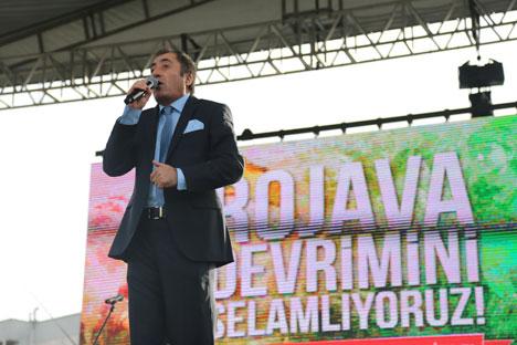 Diren Rojava İstanbul seninle 31