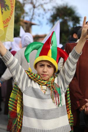 Diren Rojava İstanbul seninle 4