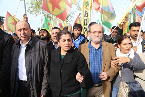 Diren Rojava İstanbul seninle 9