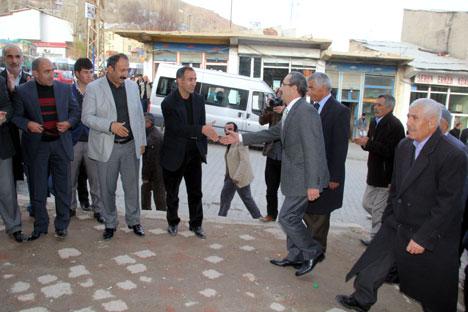 Başkale'de CHP'liler BDP'ye katıldı 1