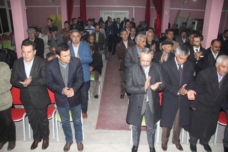 Başkale'de CHP'liler BDP'ye katıldı 10
