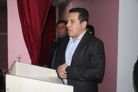Başkale'de CHP'liler BDP'ye katıldı 12