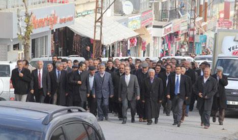 Başkale'de CHP'liler BDP'ye katıldı 15