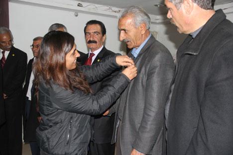 Başkale'de CHP'liler BDP'ye katıldı 16