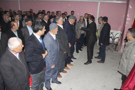 Başkale'de CHP'liler BDP'ye katıldı 2