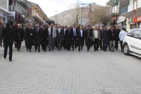 Başkale'de CHP'liler BDP'ye katıldı 6
