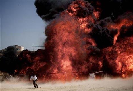 AFP 2013 yılın fotoğrafları 79