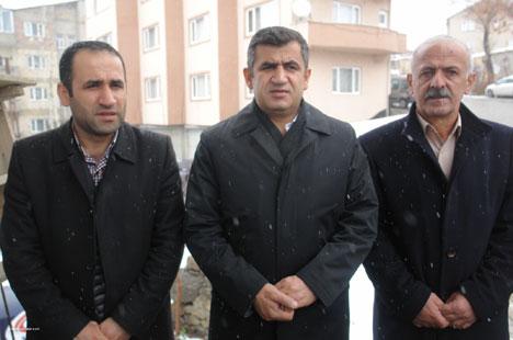 BDP'li Vekiller taziye ziyaretinde 14