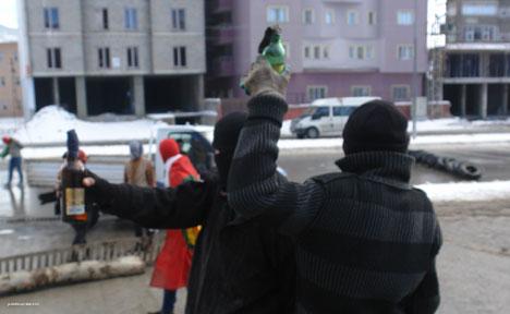Yüksekova'da olaylar durulmuyor 9