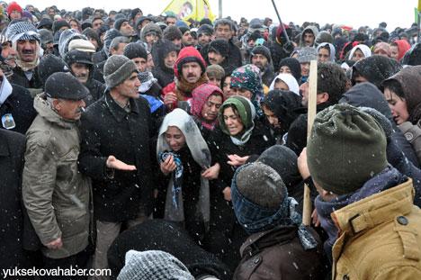 Tokçu'nun cenazesi toprağa verildi 15