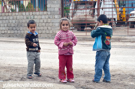 Mülteci Devrim: Mahmur (Mexmûr) kampı 14