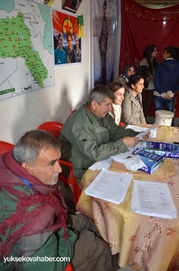 Mülteci Devrim: Mahmur (Mexmûr) kampı 20