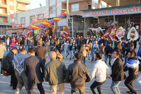 Mersin'de Hakkarililer Derneği'nin açılışı yapıldı 11