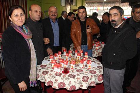 Mersin'de Hakkarililer Derneği'nin açılışı yapıldı 20