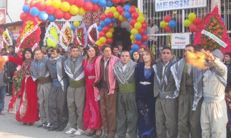 Mersin'de Hakkarililer Derneği'nin açılışı yapıldı 5