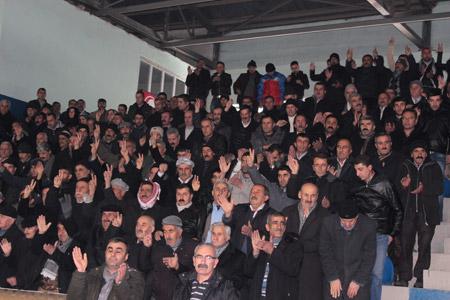 BDP'nin Hakkari'deki ön seçimi sona erdi 26