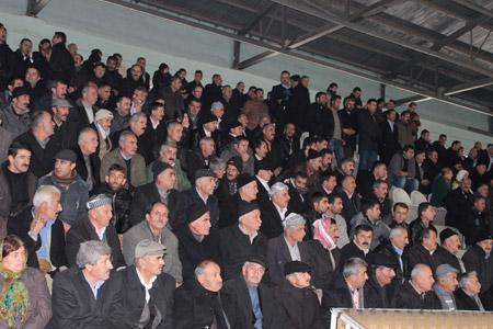 BDP'nin Hakkari'deki ön seçimi sona erdi 27
