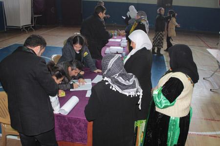 BDP'nin Hakkari'deki ön seçimi sona erdi 29