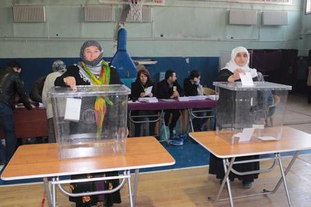 BDP'nin Hakkari'deki ön seçimi sona erdi 31