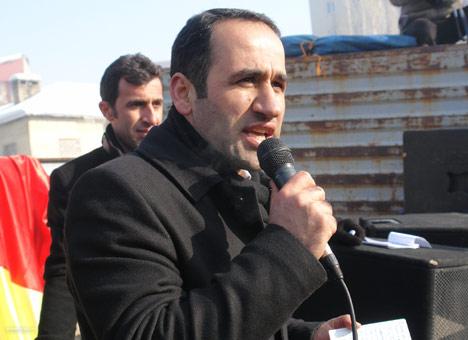 Yüksekova'da Rojava devrimine destek 3