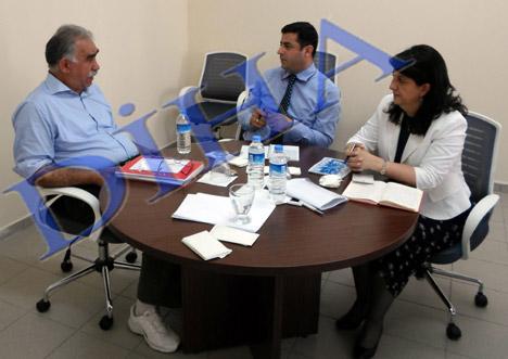 BDP Öcalan'ın son fotoğraflarını paylaştı 2
