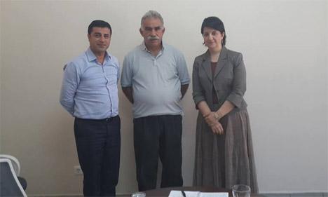 BDP Öcalan'ın son fotoğraflarını paylaştı 7