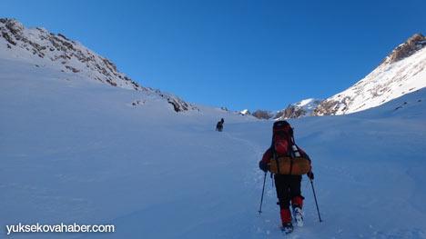 Reşko Dağı'da ilk kez kış tırmanışı 10
