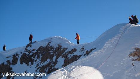 Reşko Dağı'da ilk kez kış tırmanışı 30