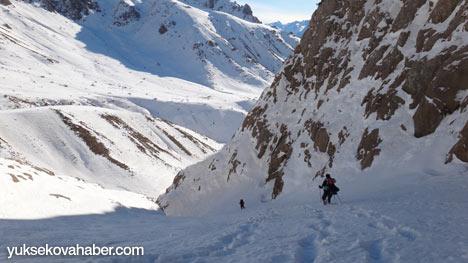 Reşko Dağı'da ilk kez kış tırmanışı 34