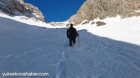 Reşko Dağı'da ilk kez kış tırmanışı 35