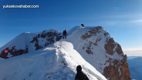 Reşko Dağı'da ilk kez kış tırmanışı 4
