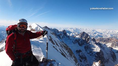 Reşko Dağı'da ilk kez kış tırmanışı 5