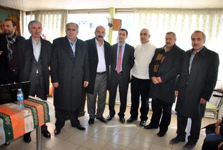 Şemdinli'de  Esnaf odası başkanlığı seçimi yapıldı 18