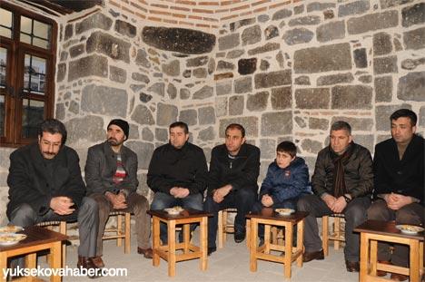 Baydemir'den veda ziyaretleri 5