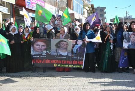3 Kürt kadın siyasetçi Şemdinli'de anıldı 32