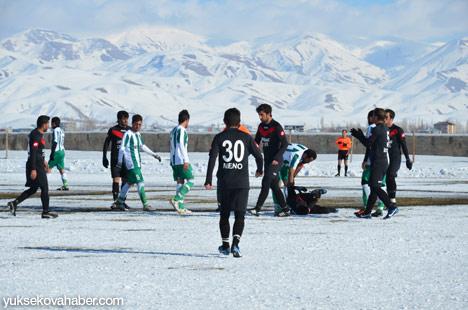 Yüksekova Belediye Spor 4 - İpek Yolu 1 12