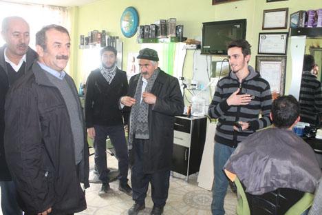 BDP Seçim çalışmalarına devam ediyor 19