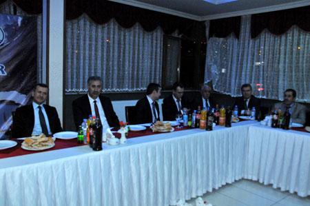 SGK Müdürü Özdemir'in veda gecesi 4