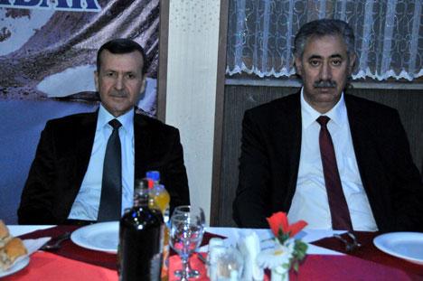 SGK Müdürü Özdemir'in veda gecesi 6