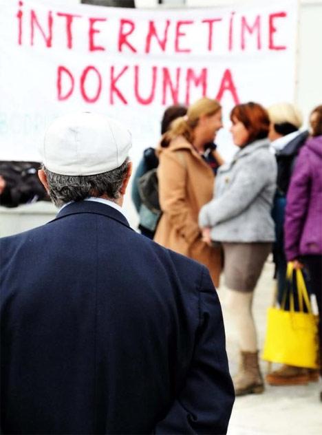 Türkiye 'İnternetime Dokunma' diyor! 24
