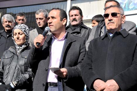 Hakkari'de Cenevre'yi protesto yüryüşü 9