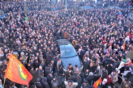 Demirtaş: Rojava'daki direniş Hakkari'de heyecan yarattı 19