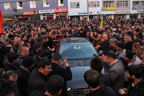Demirtaş: Rojava'daki direniş Hakkari'de heyecan yarattı 5