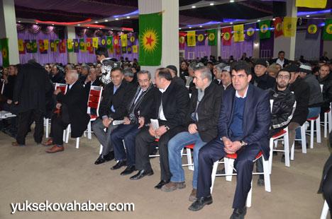 Demirtaş, Yüksekova'da esnaflarla buluştu 9