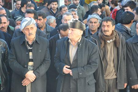 Şemdinli ve Yüksekova'da '15 Şubat' protestosu 2