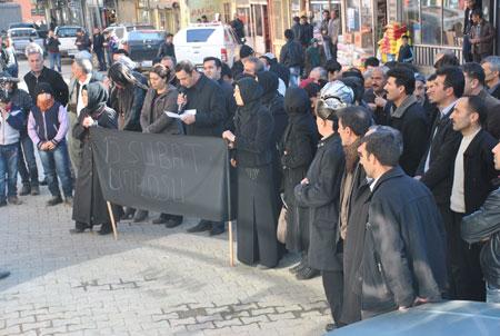 Şemdinli ve Yüksekova'da '15 Şubat' protestosu 7